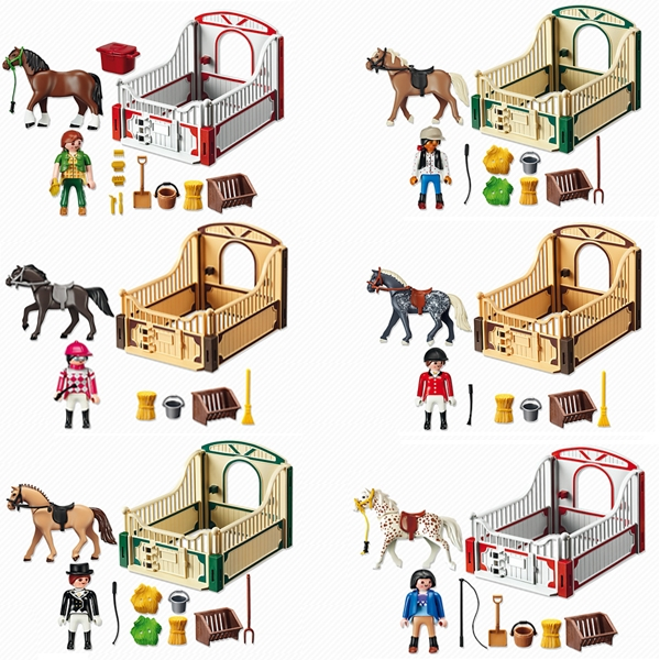 Attractive jeux de playmobil chevaux 3 pack playmobil chevaux et cavaliers - Comment replier un bz ...