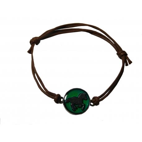Bracelet Cheval Emotion