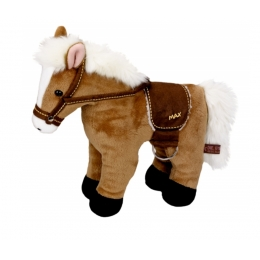 Peluche Cheval Johnny 20 cm