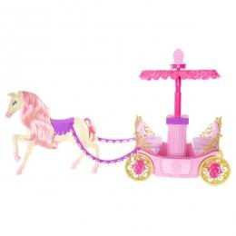 Barbie Calèche Féérique.