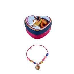 Bracelet Cheval Avec Ecrin