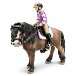 Set Equitation Poney Schleich