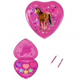 Coffret Maquillage cheval