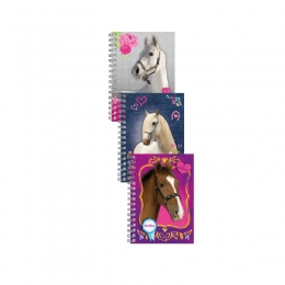 Carnet Cheval A6 I Love Horse