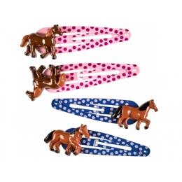 Barrettes Amis Des chevaux