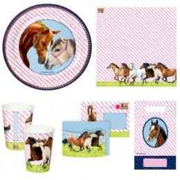 Pack Anniversaire Amis Des chevaux