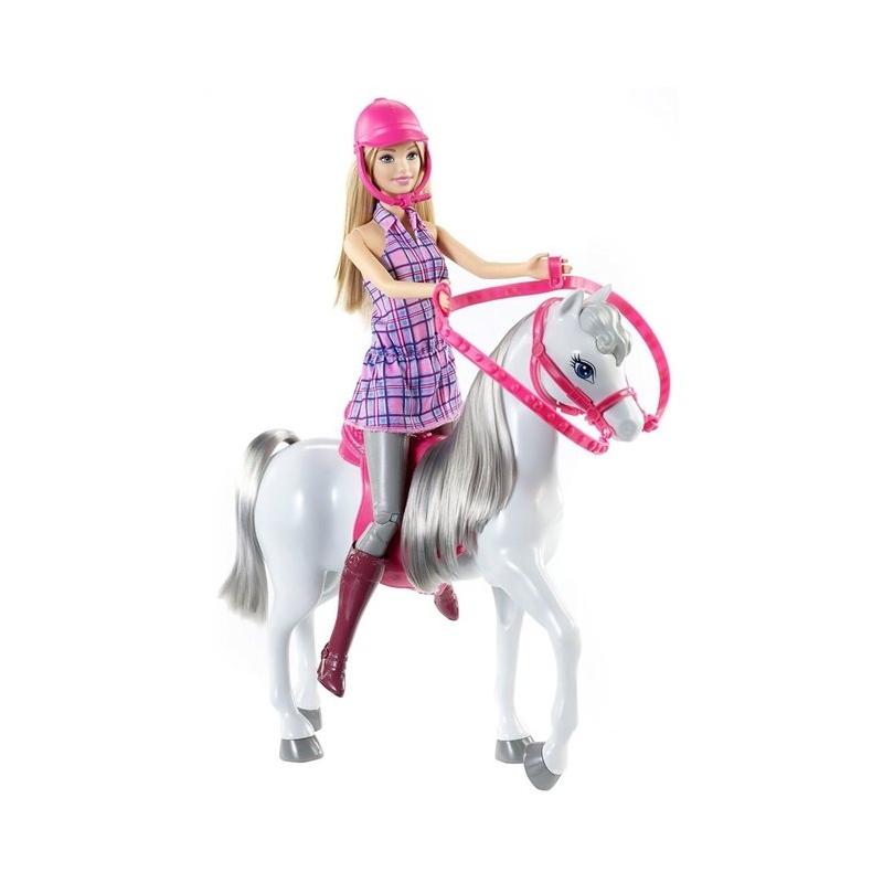 Barbie et son cheval - Barbie au cheval ...