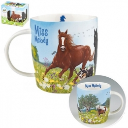 Mug Cheval Au Galop Miss Mélody