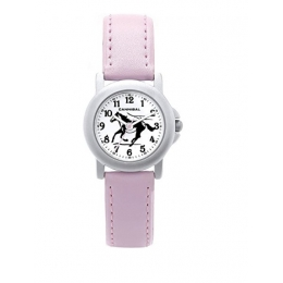 Montre Cheval Bracelet Rose