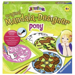 Mandala Junior Pony