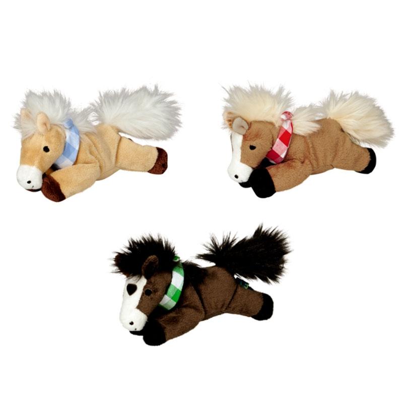 Peluche Poney Amis Des chevaux