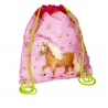 Sac De Sport Rose Poney