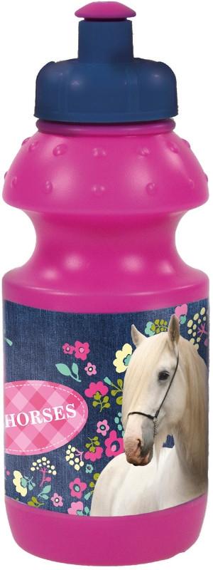 Gourde Cheval I Love Horses
