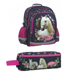 Set Scolaire I Love Horses