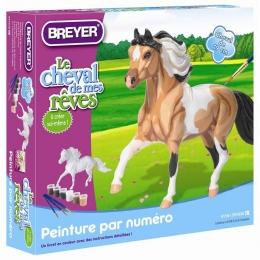 Peinture Par Numéro: Le cheval de mes rêves