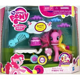 Mon Petit Poney Pinkie Pie: Le Mariage Des Poneys