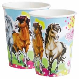Gobelets Anniversaire Cheval Charming Horses
