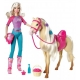 Barbie et son Cheval Tawny