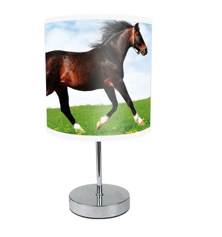 Lampe Cheval Bai
