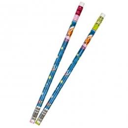 Crayon à Papier Avec Gomme Cheval