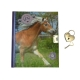 Horses Dreams: Journal Intime Cheval Blanc