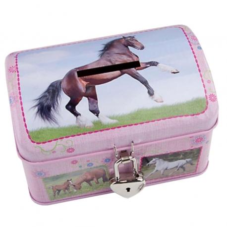 Horses Dreams:Tirelire Thème Cheval
