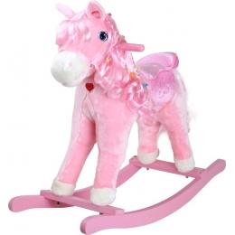 Poney à Bascule Pinky