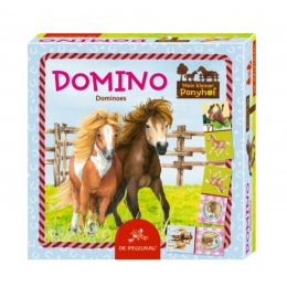 Jeu Des Dominos Poney