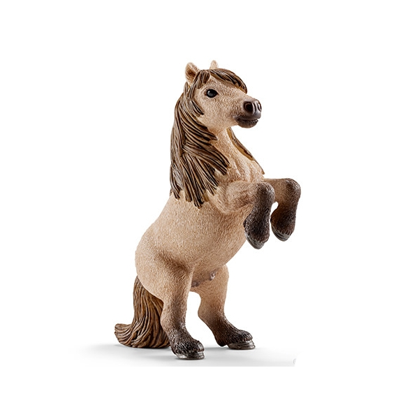 Figurine Mini Hongre Poney Shetland Schleich