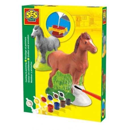 Set Moulage Cheval