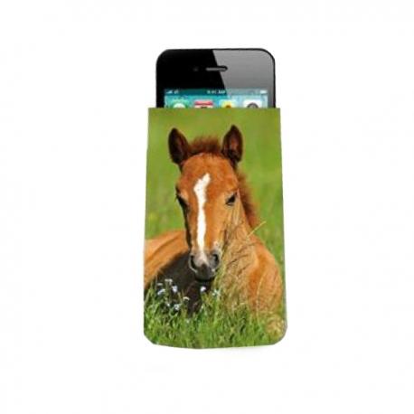 Housse De Smartphone Cheval