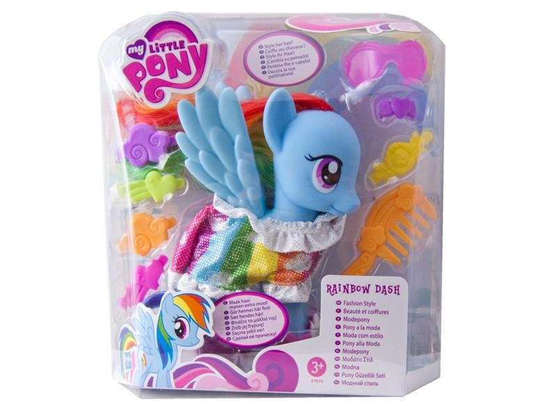 Mon Petit Poney - Poney Beauté Rainbow Dash