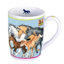 Tasse Cheval Amis Des chevaux