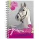 Carnet Cheval A6 I Love Horse