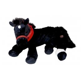 Peluche Cheval 45cm Amis Des chevaux