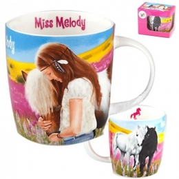 Mug Cheval Tendresse Miss Mélody