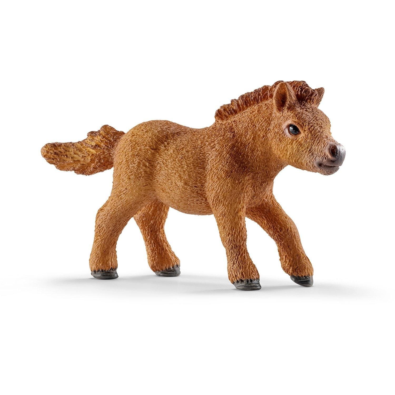Figurine Mini Poulain Poney Shetland Schleich