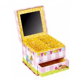 Boîte à Bijoux Poney