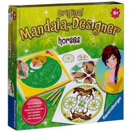 Mandala Designer Horses