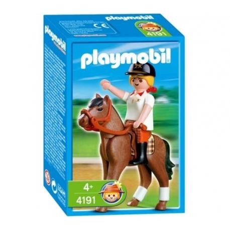 Playmobil - Cavalier Ecuyère