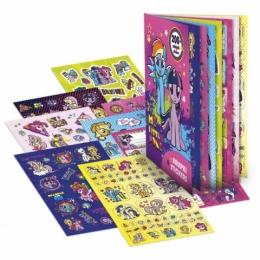 Cahier Activités Coloriages Avec 200 Stickers Mon Petit Poney
