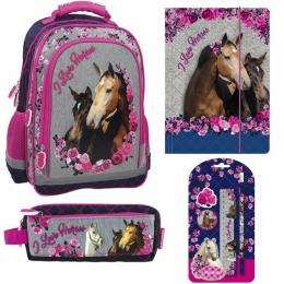 Méga Set Scolaire I Love Horse