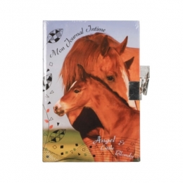 Journal Intime Cheval Passion