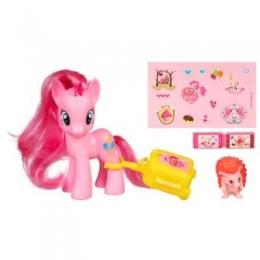 Mon Petit Poney Pinkie Pie et son ami