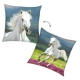 Coussin Cheval Blanc