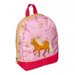 Sac à Dos Rose Poney