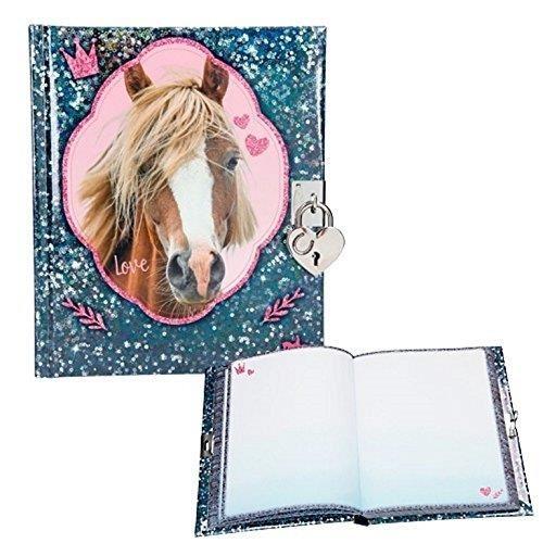 Horses Dreams: Journal Intime Cheval Bleu