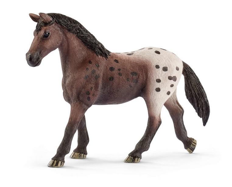 Figurine Jument Appaloosa Schleich