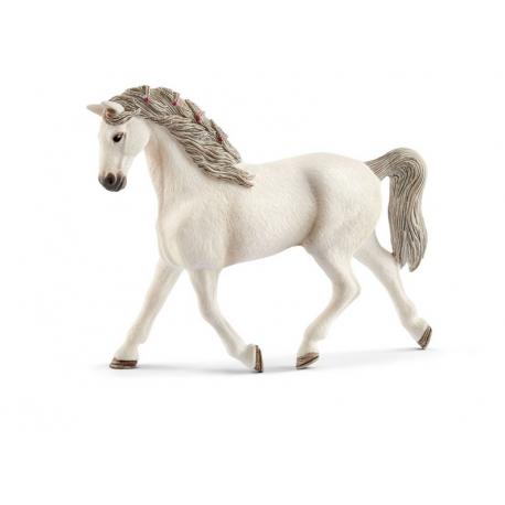 Figurine Jument Holstein Schleich