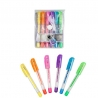 Set De 6 Stylos Gel Cheval